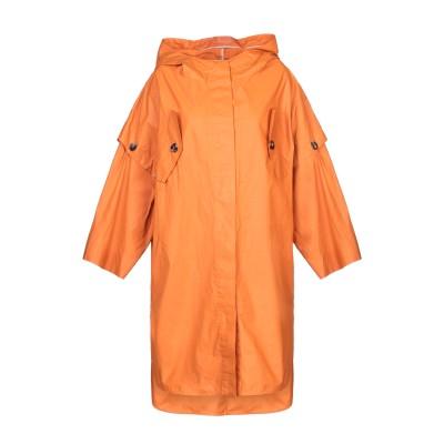 テーラ TELA ライトコート 赤茶色 XS コットン 100% ライトコート