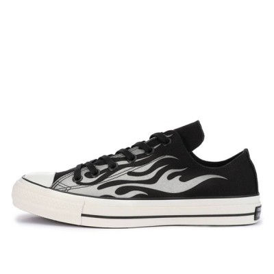CONVERSE ALL STAR 100 REFLECTIVE IGNT OX コンバース オールスター 100 リフレクティブ イグナイト OX BLACK 31302410 1SC358