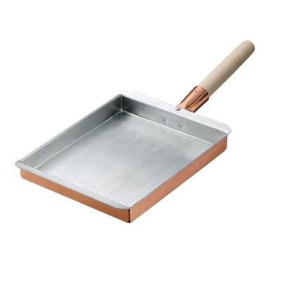 (業務用・関西型)銅玉子焼 関西型 22.5cm(入数:1)
