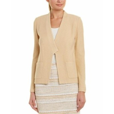 ファッション 衣類 St. John Wool-Blend Jacket