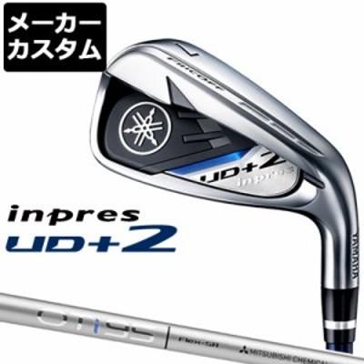 【メーカーカスタム】YAMAHA(ヤマハ) inpres UD+2 2021 アイアン 4本セット(#7-PW) OT iron カーボンシャフト