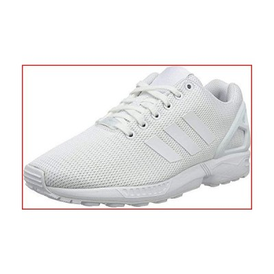 adidas Originals Men's Zx Flux Trainers US11 White【並行輸入品】