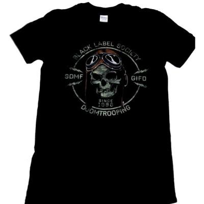 BLACK LABEL SOCIETY「DOOM TROOPER」Tシャツ