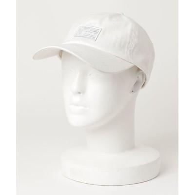 atmos pink / Basiquenti Line Tag Cap MEN 帽子 > キャップ
