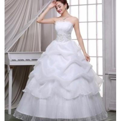 セール ウェディングドレス お呼ばれドレス フェミニン パーティドレス 挙式 結婚式 チュール 撮影 Seet style お呼ばれドレス ベアトッ