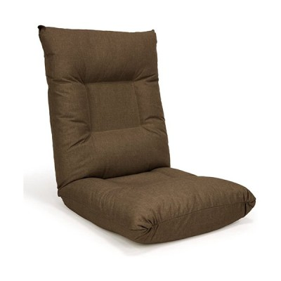 hiroplans フリーロック14段リクライニング座椅子 FRグレース/grace-brn ブラウン