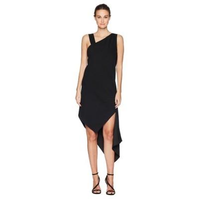 ニールバレット ワンピース トップス レディース Spiral Fall-Away Dress Black