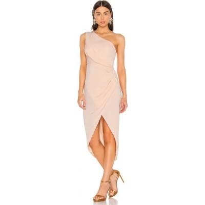 シグニフィカント アザー Significant Other レディース パーティードレス ワンピース・ドレス Agnes Dress Light Peach