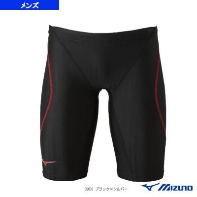 ミズノ 水泳ウェア(メンズ/ユニ)  STREAM ACE/ハーフスパッツ/メンズ(N2MB0024)