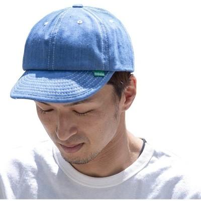 nakota ナコタ ハイカーデニムキャップ 帽子 【ウォッシュ/フリーサイズ】メンズ レディース ユニセックス 大きいサイズ