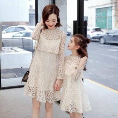 韓国 パーティードレス オルチャン ドレス 結婚式 お呼ばれ ドレス フォーマル ドレス パーティー ドレス 20代 30代 40代 親子お揃い