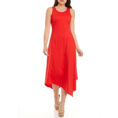 ザ・リミティッド レディース ワンピース トップス Women's Sleeveless Asymmetrical Dress