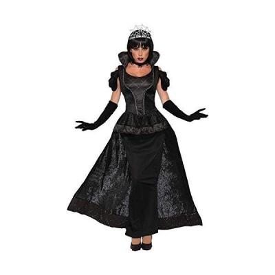 Women's Queen of The Night Costume