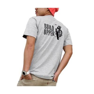 (アスナディスペック)ASNADISPEC tシャツ メンズ 大きいサイズ ティシャツ 半袖Tシャツ バイク イラスト ロゴ logo スト