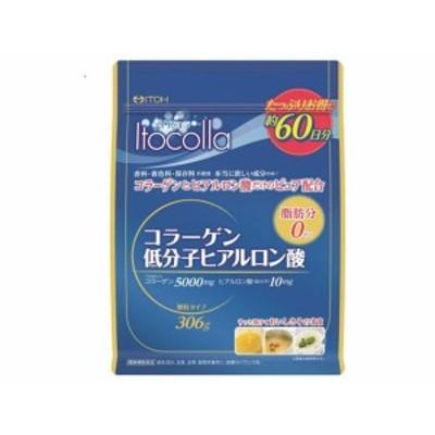 イトコラ コラーゲン低分子ヒアルロン酸 60日 井藤漢方製薬