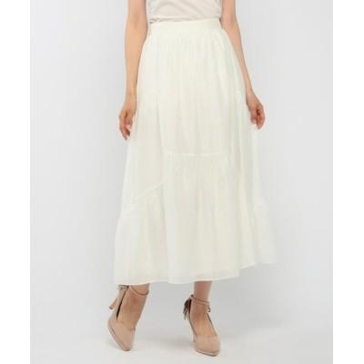 MISCH MASCH / ランダムギャザースカート/MISCH MASCH MAIRY WOMEN スカート > スカート