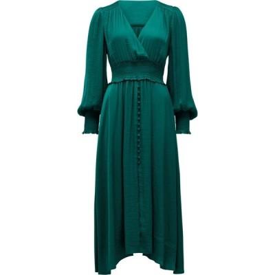 フォーエバーニュー Forever New レディース パーティードレス ミドル丈 ワンピース・ドレス Evie Midi Dress Deep Ivy