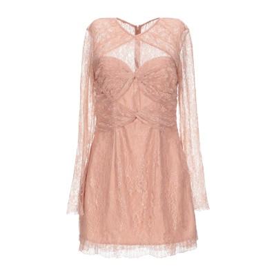 アリスマッコール ALICE McCALL ミニワンピース&ドレス ローズピンク 6 ナイロン 92% / レーヨン 8% ミニワンピース&ドレス