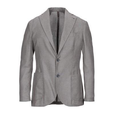 LABORATORI ITALIANI テーラードジャケット  メンズファッション  ジャケット  テーラード、ブレザー ドーブグレー