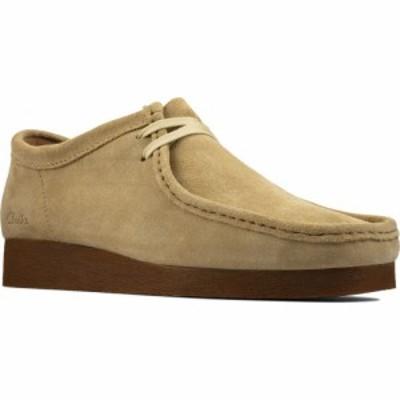クラークス CLARKS メンズ ブーツ チャッカブーツ シューズ・靴 Wallabee 2 Chukka Boot Maple Suede