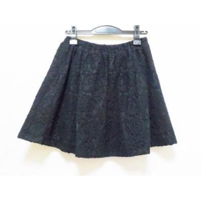 フリーズショップ FREE'S SHOP スカート サイズM レディース 美品 黒【還元祭対象】【中古】