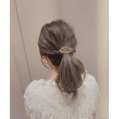 TONE / 【Mignonjour】マーブルカラーヘアピン WOMEN ヘアアクセサリー > ヘアピン