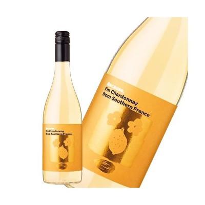 Because 白ワイン ビコーズ アイム シャルドネ フロム サザン フランス 750ml ギフト プレゼント(4571376389885)