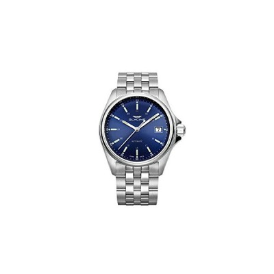Combat Classic Mens Analog Automatic Watch with Stainless Steel Bracelet GL0106 並行輸入品
