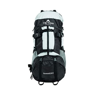 TETON Sports Summit2800 Ultralight Internal Frame Backpack (26.5 x 13 x 10, Silver) by Teton Sports【並行輸入品】