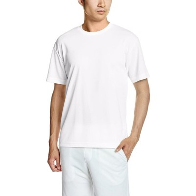 (ユナイテッドアスレ)UnitedAthle 4.1オンス ドライ アスレチック Tシャツ 590001 [メンズ] 001 ホワイト S