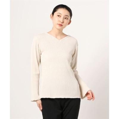 パーカー Sustainable atmos pink / Back Slit Pullover