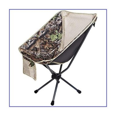 SHUILV Camping Outdoor Folding Chair Portable Storage Collapsible Backrest Back Fishing Moon Chair Director Sketch Backpack Travel Chair (Co