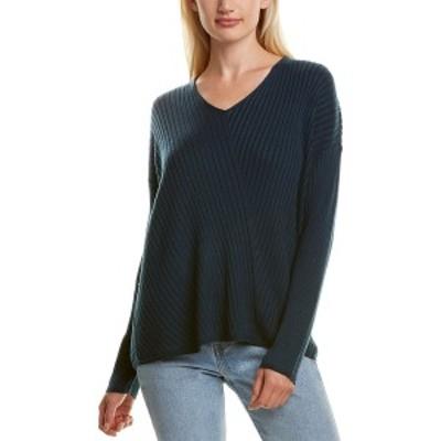 エイリーンフィッシャー レディース ニット&セーター アウター EILEEN FISHER Ribbed Silk-Blend Sweater -