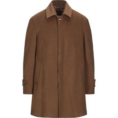 アレッサンドロ デラクア ALESSANDRO DELL'ACQUA メンズ コート アウター coat Brown