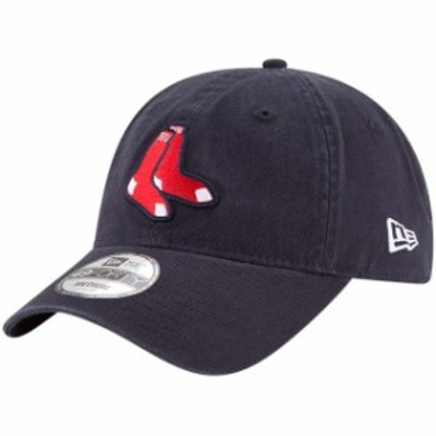 New Era ニュー エラ スポーツ用品  New Era Boston Red Sox Navy Core Fit Replica Alternate 49FORTY Fitted Hat