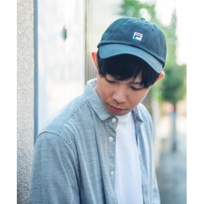 OVERRIDE / 【FILA】BOX COTTONTWILL LOW CAP MEN 帽子 > キャップ