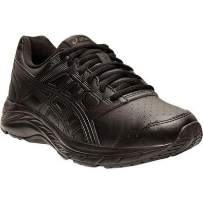 アシックス ASICS レディース シューズ・靴 ランニング・ウォーキング GEL-Contend 5 SL Walking Shoe Black/Graphite Grey