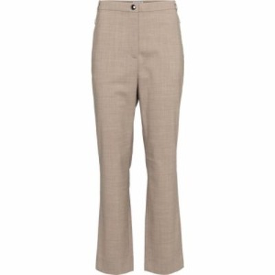アクネ ストゥディオズ Acne Studios レディース ボトムス・パンツ high-rise stretch-wool pants Beige