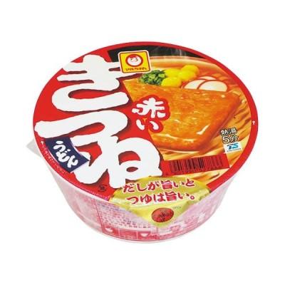 【1ケース 12個入】東洋水産 マルちゃん赤いきつねうどんカップ麺【1口発送は同類品4ケースまで】