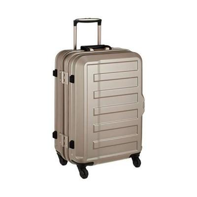 スーツケース 不可 47L 55 cm 4.1kg シャンパンゴールド