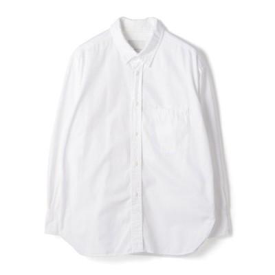 シャツ ブラウス ESTNATION / ビックシルエットコットンツイルシャツ