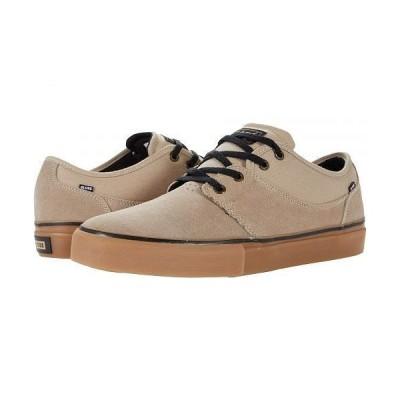 Globe グローブ メンズ 男性用 シューズ 靴 スニーカー 運動靴 Mahalo - Sesame/Gum