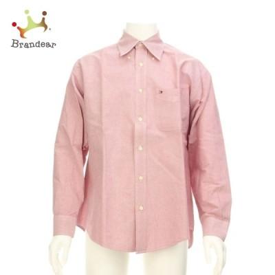 トミーヒルフィガー TOMMY HILFIGER シャツ サイズL メンズ ピンク系 シャツ 表示なし   スペシャル特価 20210117