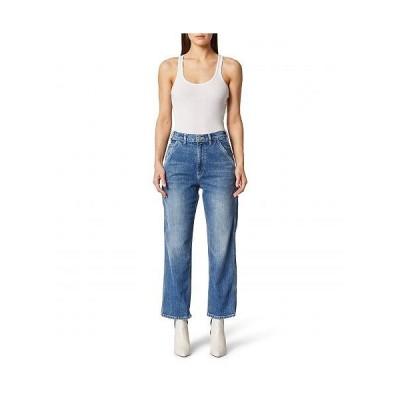 Hudson Jeans ハドソン ジーンズ レディース 女性用 ファッション ジーンズ デニム High-Rise Carpenter Pants in Imagination - Imagination