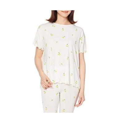 [ジェラート ピケ] フルーツ3柄Tシャツ PWCT201242 レディース MNT 日本 F (FREE サイズ)