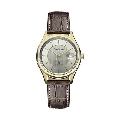 Mens Barbour Heaton Watch BB016GDBR 並行輸入品