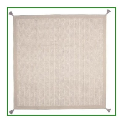 送料無料 インド綿ボンディングラグ クラック WH 約130×185cm 270061507|b03