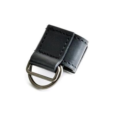 ショルダーベルト・手提げ用 吊り下げアタッチメント 角環・D環タイプ (牛ぬめ革製)