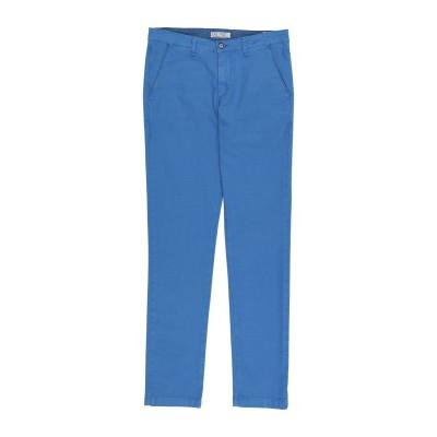 PBT パンツ ブルー 44 コットン 97% / ポリウレタン 3% パンツ