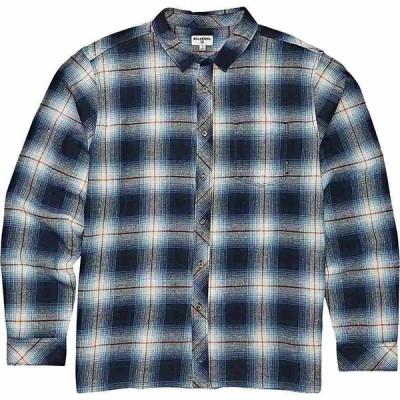ビラボン Billabong メンズ シャツ トップス Coastline Long Sleeve Shirt Blue